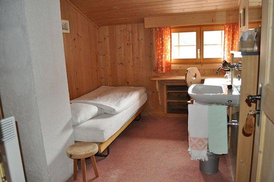 S-charl, Switzerland: Single room Type D