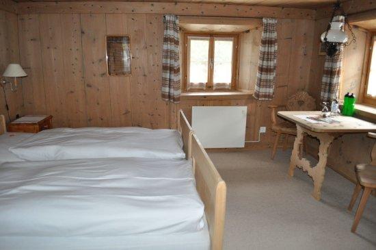 S-charl, Switzerland: Double room Type D