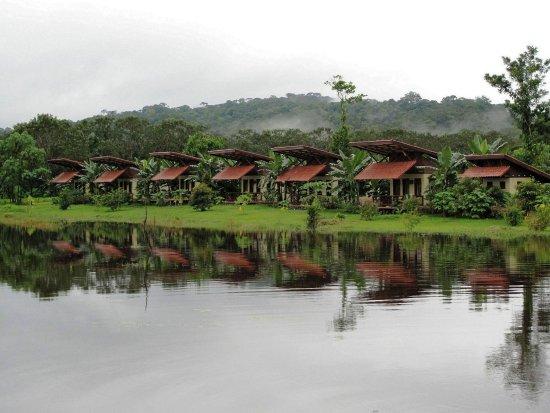 Boca Tapada, Costa Rica: Exterior