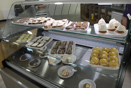 Carluke, UK: All home-made by the most experienced bakers...