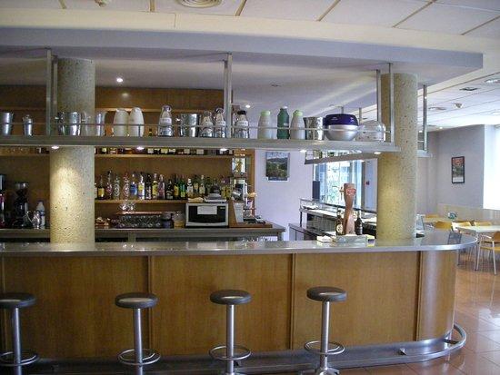 Hotel Flora Parc: Bar/Lounge