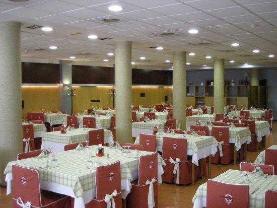 Hotel Flora Parc: Restaurant