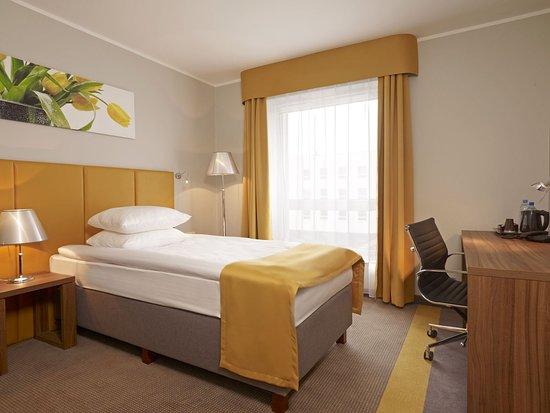 Chorzow, Poland: Standard single room