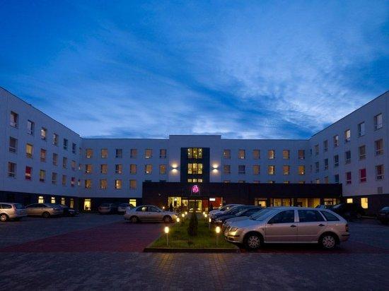 Chorzow, Poland: Exterior