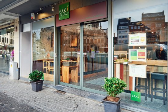 Photo de l 39 int rieur exki leuven tripadvisor for Interieur leuven