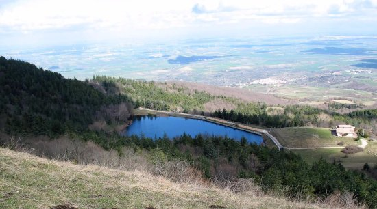 Biccari, إيطاليا: Lago