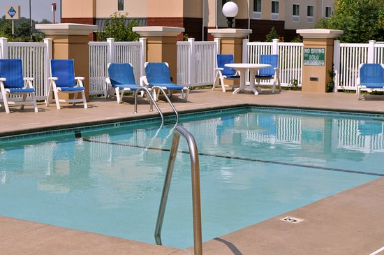 Cookeville, Теннесси: Outdoor Pool
