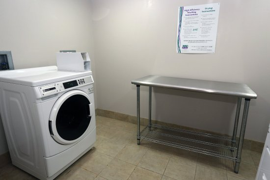Cookeville, Τενεσί: Guest Laundry area