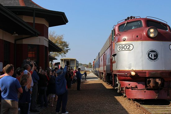 Cookeville Depot Train Fall Excursion