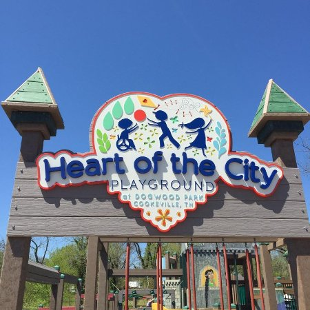 Cookeville, Τενεσί: Heart Of The City Playground