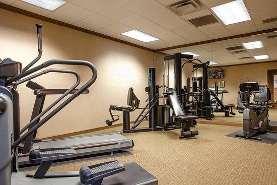 DeKalb, IL: Fitness Center