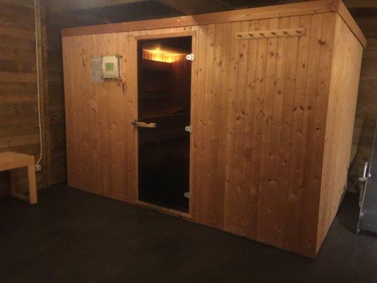 Arcen, The Netherlands: sauna