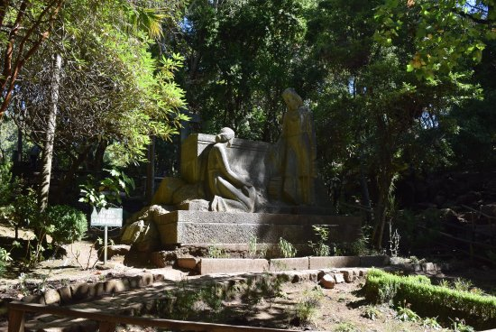 Lota, Chile: Parque Isidora Cousiño