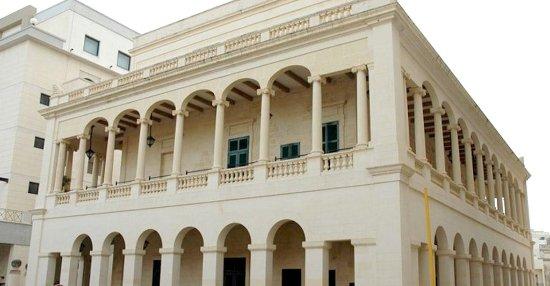 Palazzo Capua: Exterior