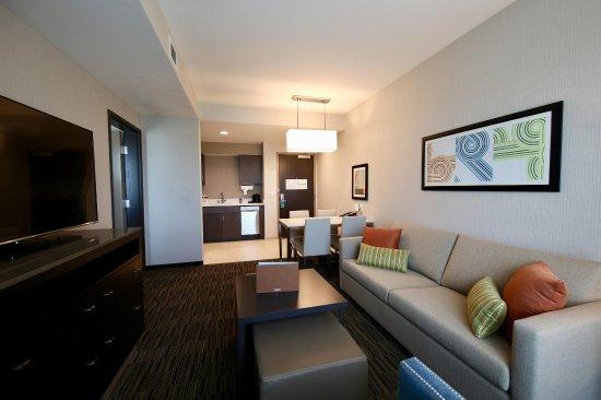 Irvine, Califórnia: Living Area