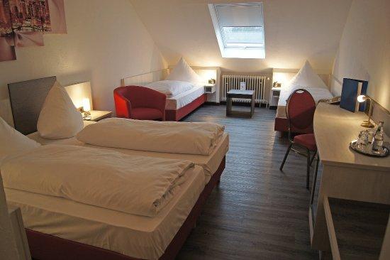 Bielefeld, Germany: Guestroom VBZ