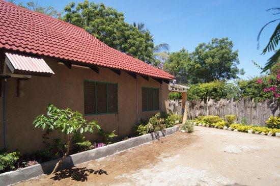 Bagamoyo, Tanzania: Main house