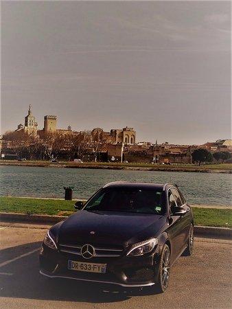 Lacoste, Francia: Voyagez confortablement en Provence !