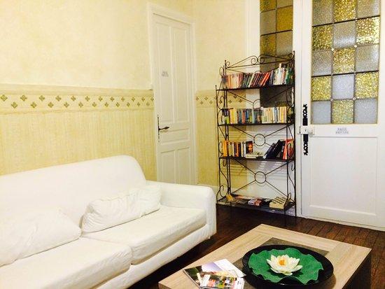 Salon Confortable Et Chaleureux Picture Of Hotel De