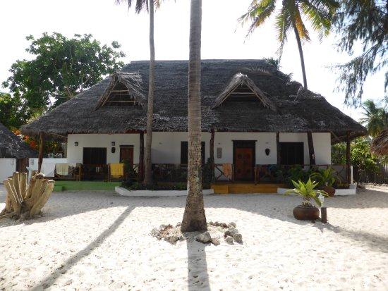 Makuti Beach Hotel: Les bungalows catégorie supérieure