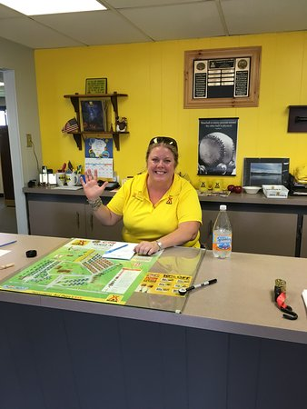 Richfield Springs, NY: Friendly staff