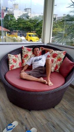AquaBella Hotel: Confortável