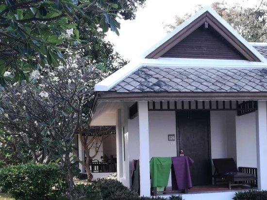 Lamai Wanta: Typical cottage