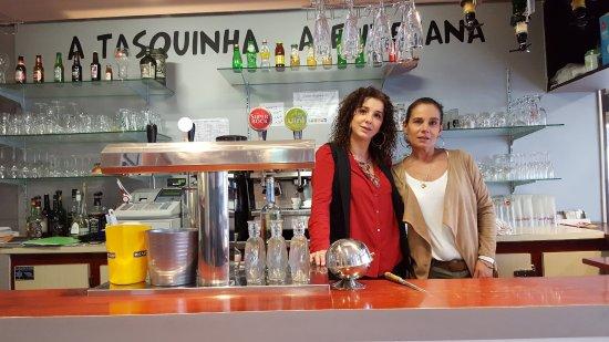 Champigny-sur-Marne, Francia: Beatrice et Sandra vous accueillent tous les midis pour vous servir et vous satisfaire