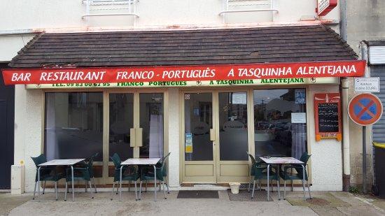 Champigny-sur-Marne, Francia: A Tasquinha Alentejana Restaurant italo-portugais