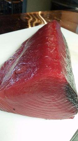 Concord, NH: the Freshest Sushi Grade tuna around!
