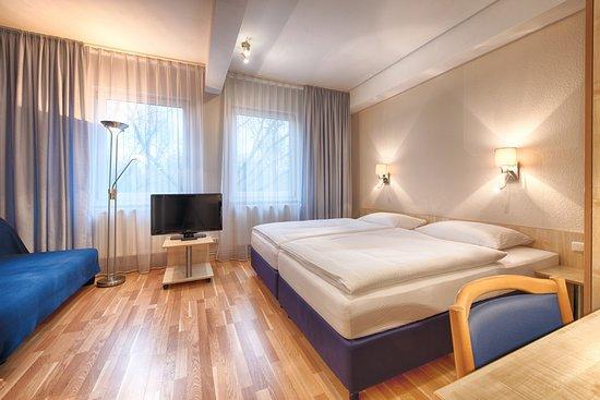 enjoy hotel Berlin City Messe, hoteles en Berlín