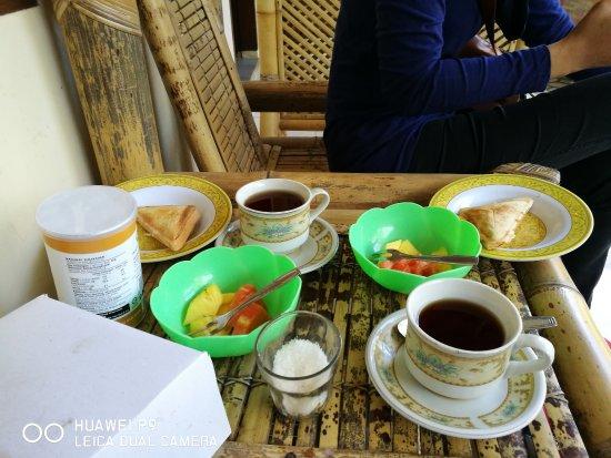 Ressa Homestay: Breakfast