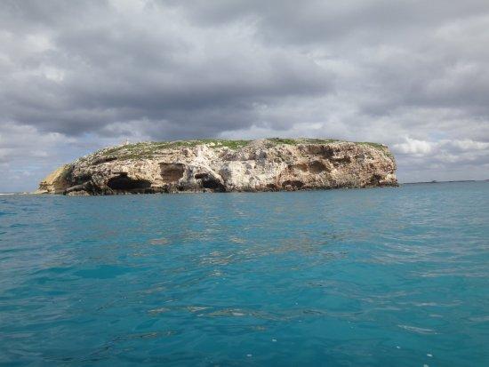 Bugibba, Malta: St Paul's Island