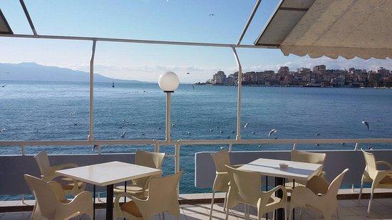 bar restaurant paradise in saranda picture of paradise iguana rh tripadvisor co nz