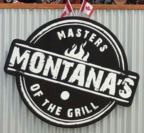 Brantford, Canadá: Montana's BBQ & Bar