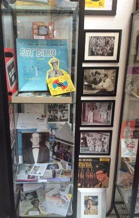 Sgt Bilko's Vintage Emporium and The Phil Silvers Archival Museum