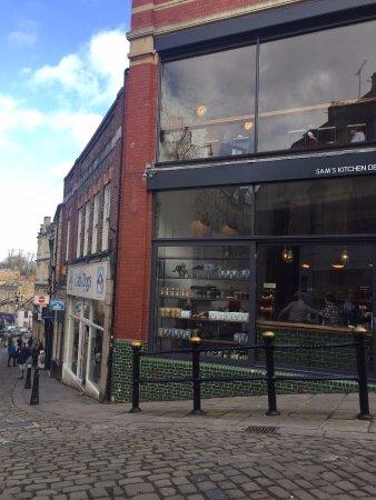 Frome, UK: Stony Street