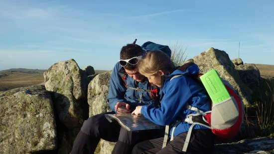 Dollar, UK: Develop your mountain and navigation skills.