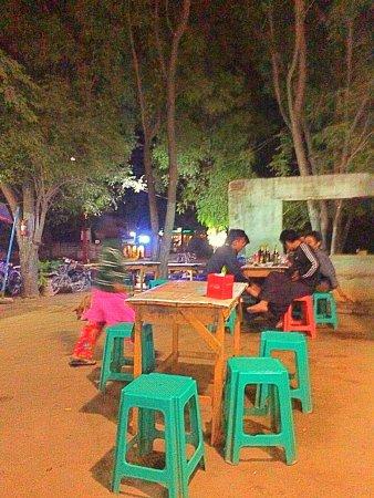 Nyaung U, Myanmar: local eating place