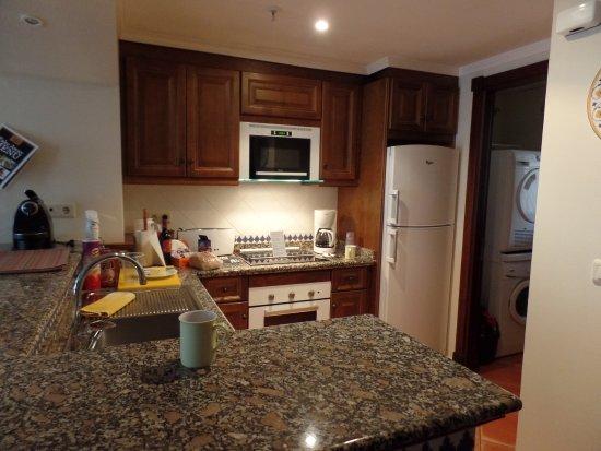 Marriott's Playa Andaluza: Kitchen
