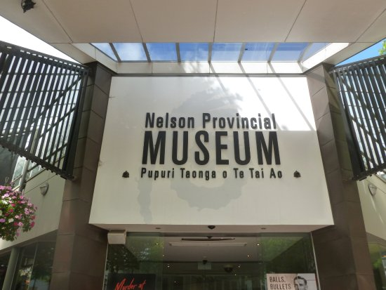 Nelson, New Zealand: Nelso Provincial Museum