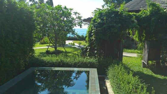chambre avec piscine privée - Picture of Sea Dance Resort, Bophut ...