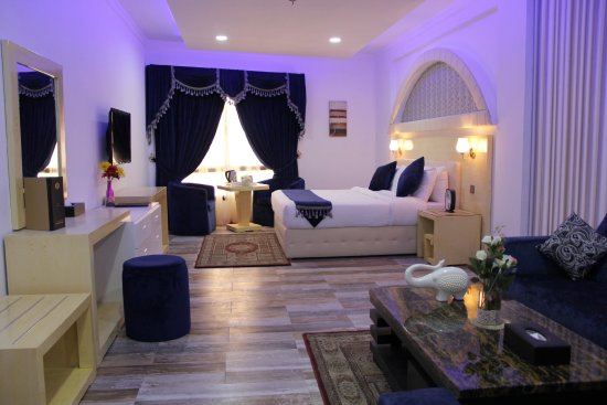 Bahrain International Hotel: Suite room