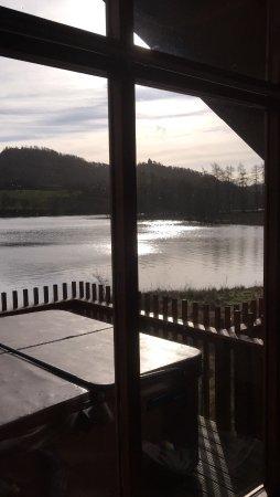Callander, UK: View from room