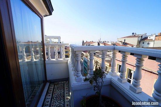 Hotel Niles Istanbul Turkey