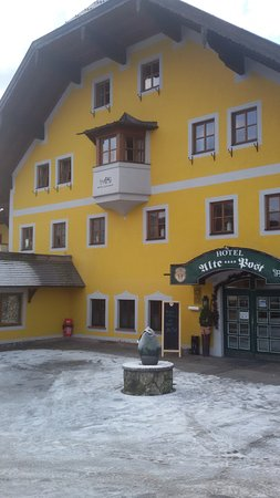 Hotel Alte Post - Faistenau.