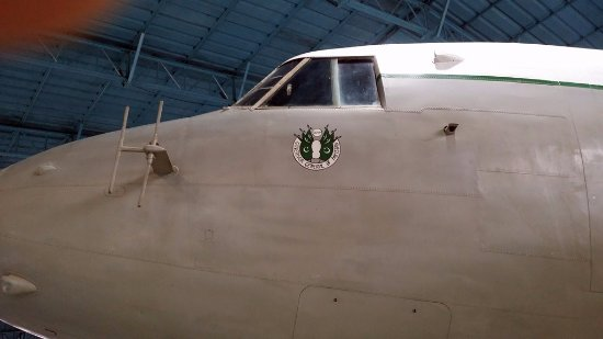 Governor General's Aircraft in PAF Museum