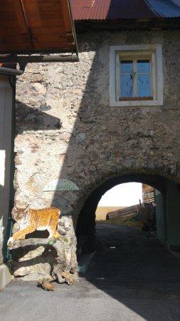 Malborghetto-Valbruna, Italia: Entrata