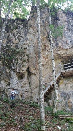 Malborghetto-Valbruna, Italia: Il sasso forato