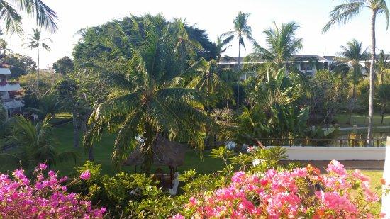 Nusa Dua Beach Hotel & Spa : garden view room